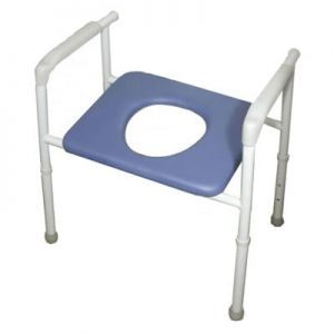 Bariatric Commode – All in One