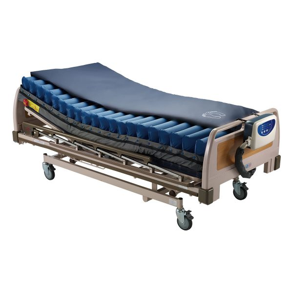 auto adjusting alternating pressure mattress