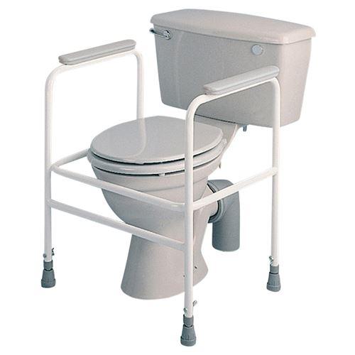 Homecraft Steel Toilet Surround