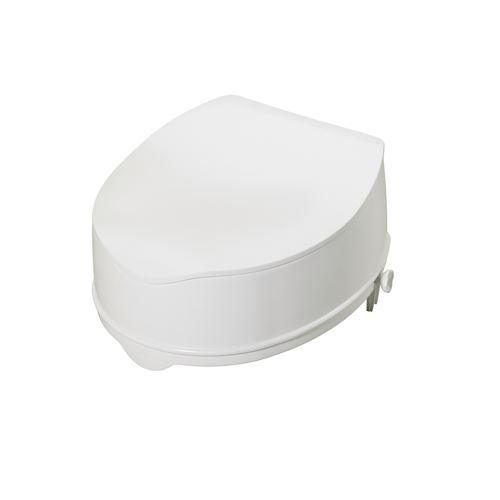 Savanah Raised Toilet Seat with lid 150mm